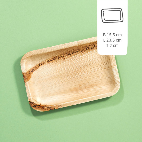Platte Swavi - 23,5cm